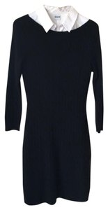 Ralph Lauren short dress black Label Cashmere Cable on Tradesy