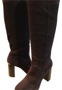 MICHAEL Michael Kors Coffee brown suede Boots