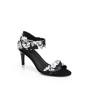 Tibi Saks Fifth Avenue Barney's Black Sandals