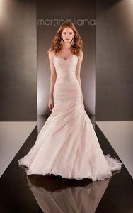 Martina Liana So587zzzp Wedding Dress
