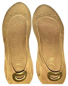 Crocs Tan/ See description for size Flats