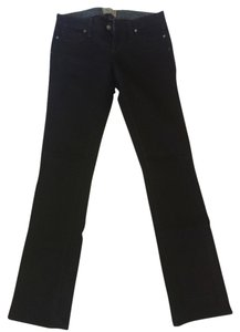 Paige Denim Women Women Straight Leg Jeans-Dark Rinse