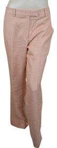 Brooks Brothers Salmon Lined Trouser Pants Orangy Tan