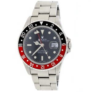 Rolex Rolex GMT-Master II Coke Bezel 40mm Auto Steel Mens Watch 16710