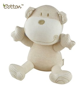 Eotton Certified Organic Cotton Monkey