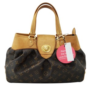 Louis Vuitton Lv Boetie Pm Monogram Satchel
