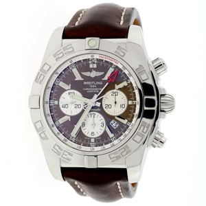 Breitling Breitling Chronomat 01 Chronograph Brown Dial 44MM Mens Watch AB0110