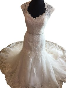 Justin Alexander Justin Alexander 8689 Wedding Dress