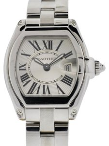 Cartier Cartier Roadster 2675 Stainless Steel Ladies Quartz Watch