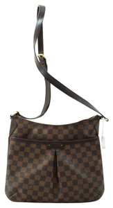 Louis Vuitton Lv Bloomsbury Pm Damier Ebene Shoulder Bag