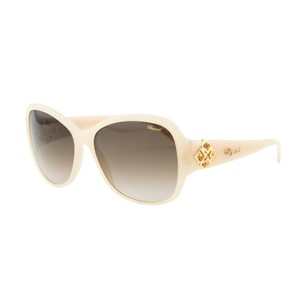 Chopard Chopard SCH 131S Women Imperiale Collection Swarovski Ivory Sunglasses
