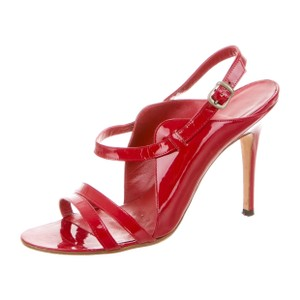 Manolo Blahnik Red/crimson Pumps