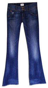 Hudson Jeans Denim Coton Blend Boot Cut Jeans-Medium Wash