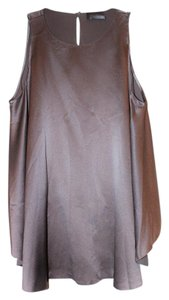 Halston New Party 100% Silk Top