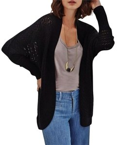 Cocoon Cotton Cardigan