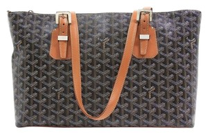 Goyard Okinawa Tote in Black