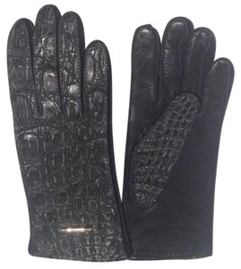Burberry Prorsum Burberry Prorsum Line Alligator Gloves $1695.