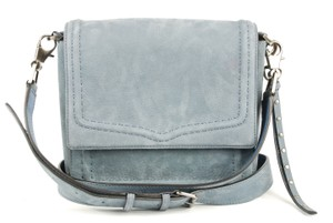 Rebecca Minkoff Suede Cross Body Bag