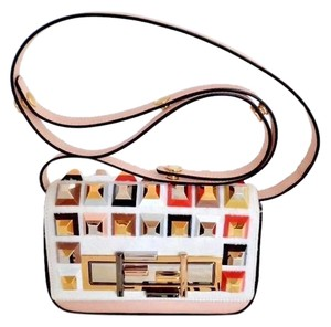 Fendi Dust Cover Store Tag Cross Body Bag