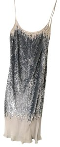 Basix II Metallic Date Nye Holiday Dress