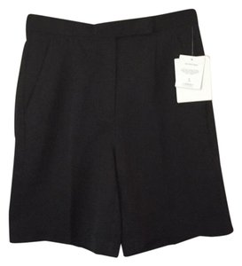 Liz Claiborne Black Shorts