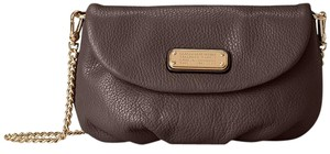 Marc by Marc Jacobs New Q Karlie Leather 888877819990 M0005341 Cross Body Bag