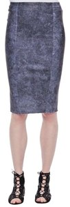 Elie Tahari Pencil Skirt Navy