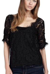 Joie Top Black