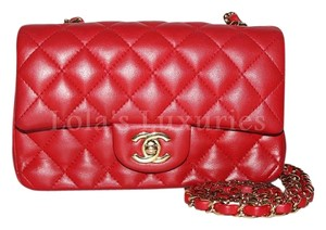 Chanel Mini Woc Cross Body Bag