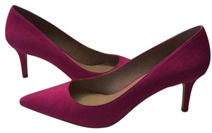 Ann Taylor Fuschia Pumps