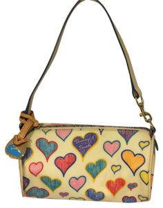 Dooney & Bourke Wristlet in Multi