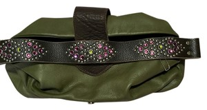 Tylie Malibu Jeweled Hobo Bag