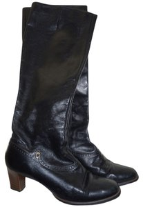 Cobbies Vintage Riding Vintage Leather Vintage Fashion Vintage Leather Leather Black Boots