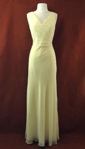 Venus Bridal Light Yellow Style D335 Dress