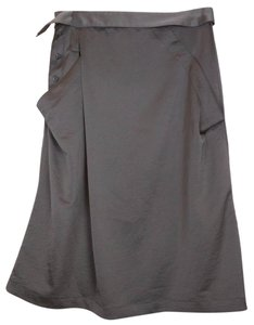 Cannisse A-line Skirt brown
