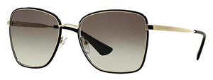 Prada PR 52SS 1AB0A7 - Prada Oversized Sunglasses - FREE 3 DAY SHIPPING