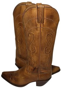 Lucchese 1883 Cowgirl Size 7.5 Cowgirl 7.5 Brown Boots