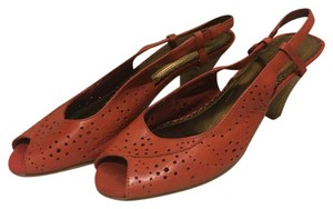 Seychelles Red Sandals
