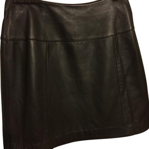 Lord & Taylor Mini Skirt Brown