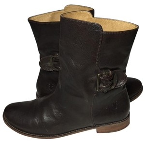 Frye Paige Riding Women 10 Women 10 Brown Boots
