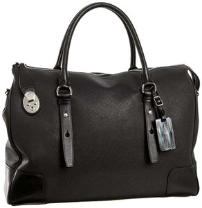 Tumi Laptop Computer Women's Tote in Black