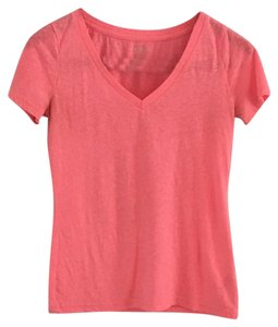 Mossimo Supply Co. T Shirt Pink