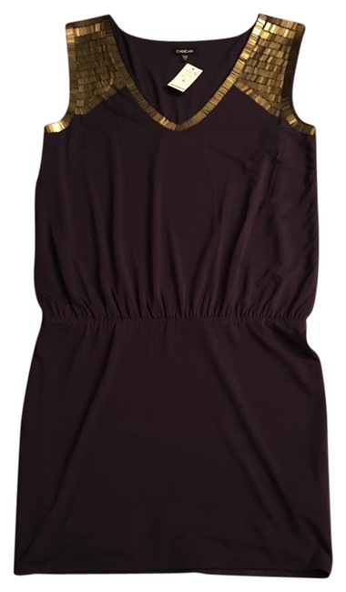 Item - Purple Out/ Short Night Out Dress Size 10 (M)