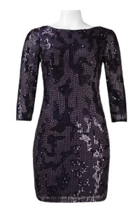 Adrianna Papell Pencil Shift Dress