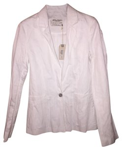 AllSaints Piccadilly Cotton Chalk Jacket