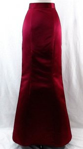 Venus Bridal Burgundy Style Dress
