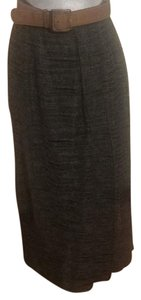 Ferretti Studio Maxi Skirt brown