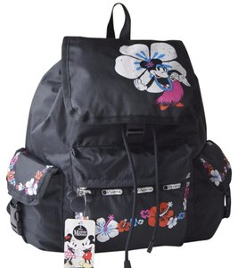 LeSportsac Limited Edition Rare Nylon Backpack