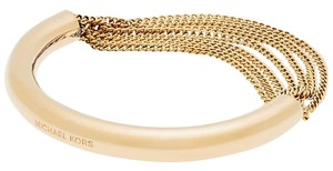 Michael Kors Nwt Michael Kors Gold Draped Chain Bangle