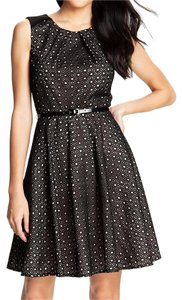 Vince Camuto short dress Black on Tradesy